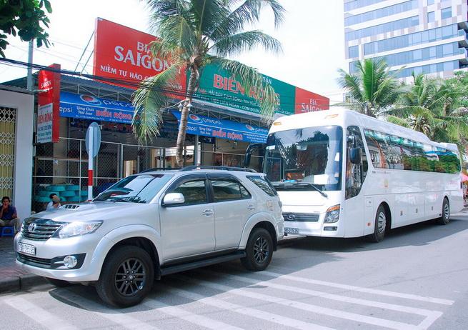 Cho thuê xe du lịch 16 29 và 45 chỗ giá rẻ tại TPHCM