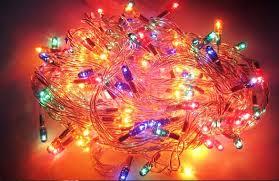 Dây đèn nháy trang trí, đèn chớp, Noel, Giáng Sinh